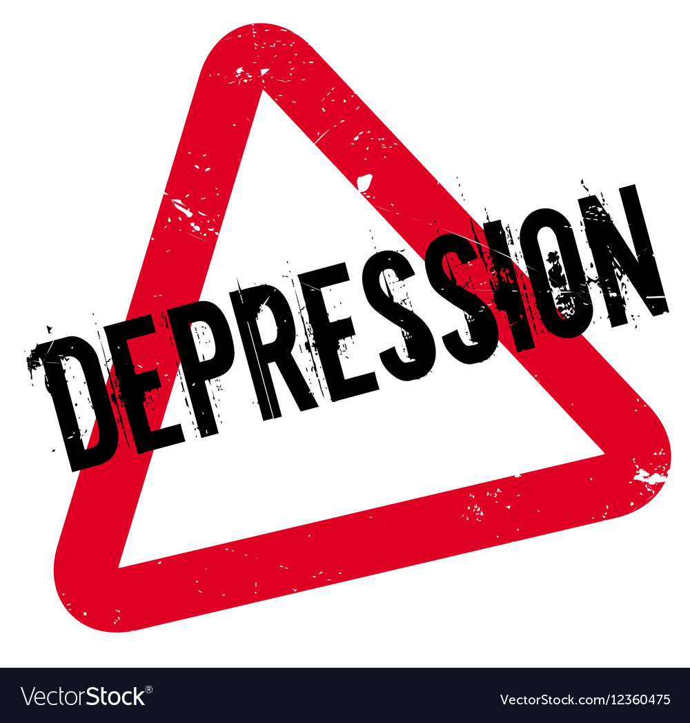 depression rubber stamp royalty free vector image rh vectorstock com stamp vector free eps stamp vector free eps
