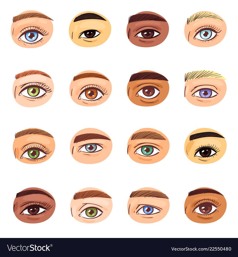 Eye human eyesight vision beauty female