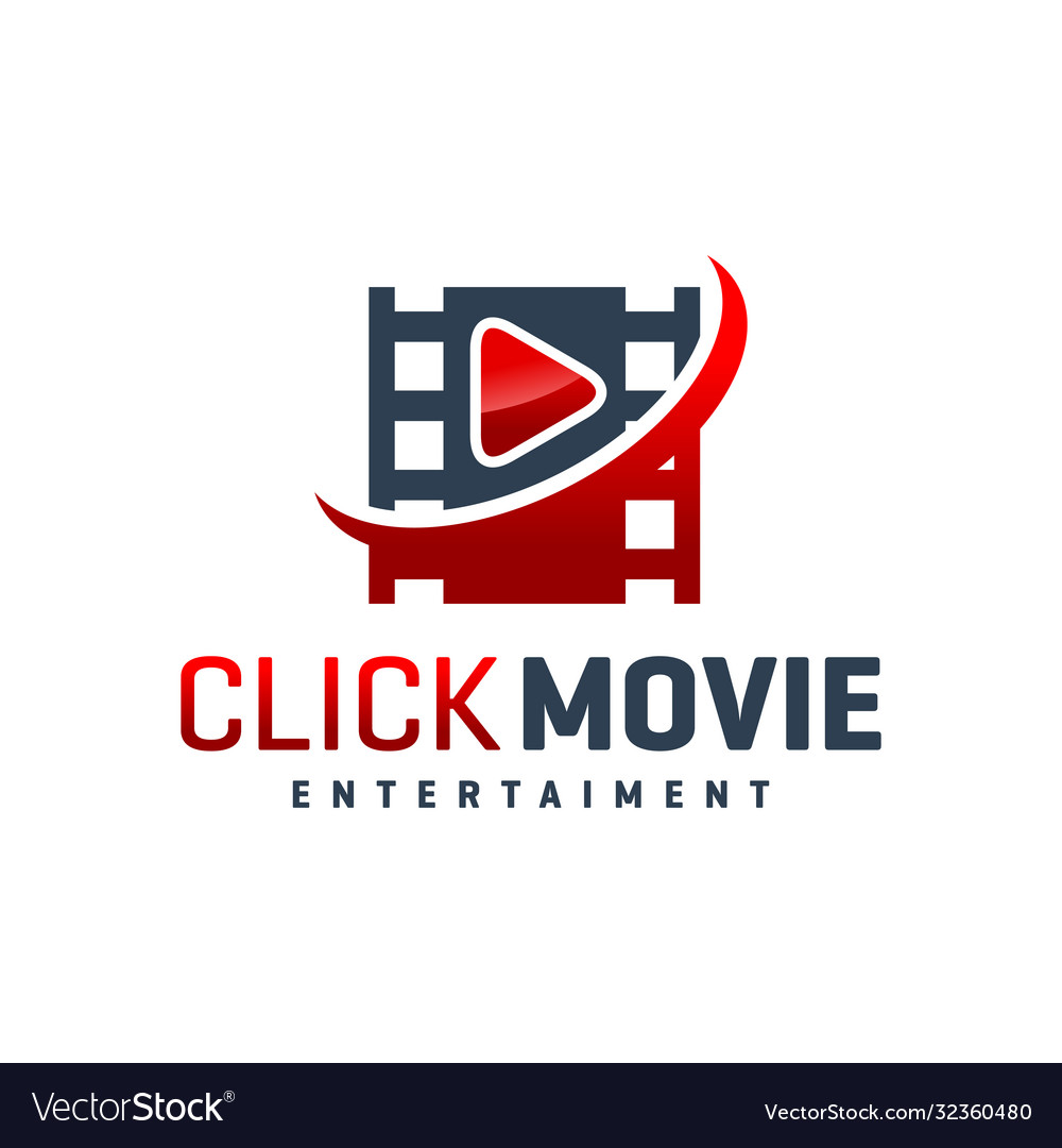 Modern movie studio logo