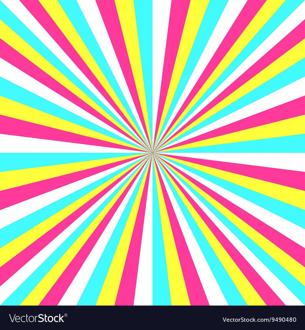 sun ray royalty free vector image vectorstock rh vectorstock com sun ray vector free sun ray vector png