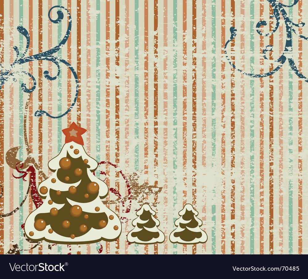Christmas grunge background