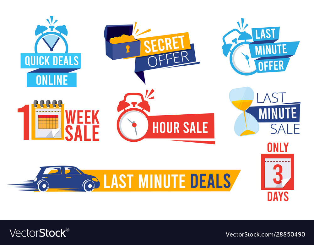 Last offers sale counter best time deals discount