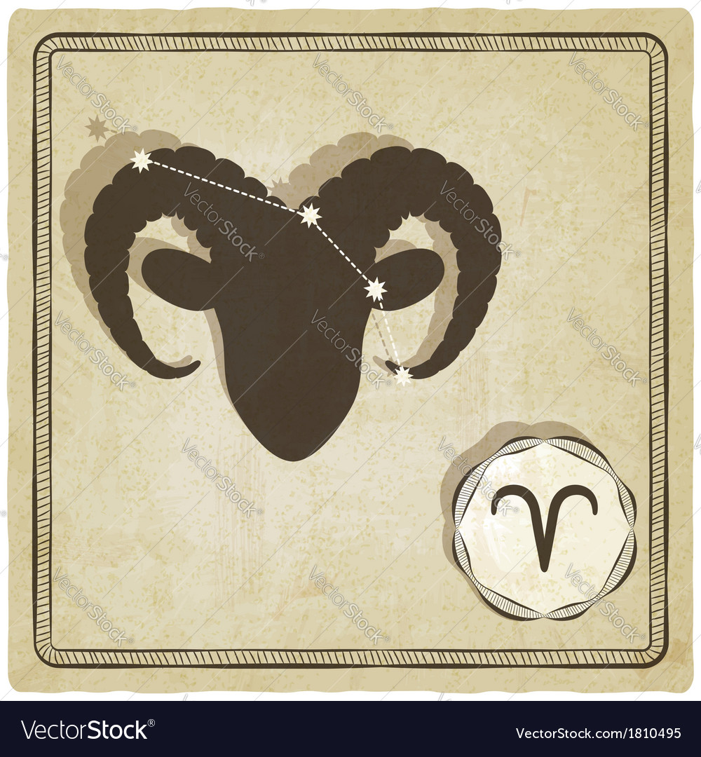 Astrological sign - aries