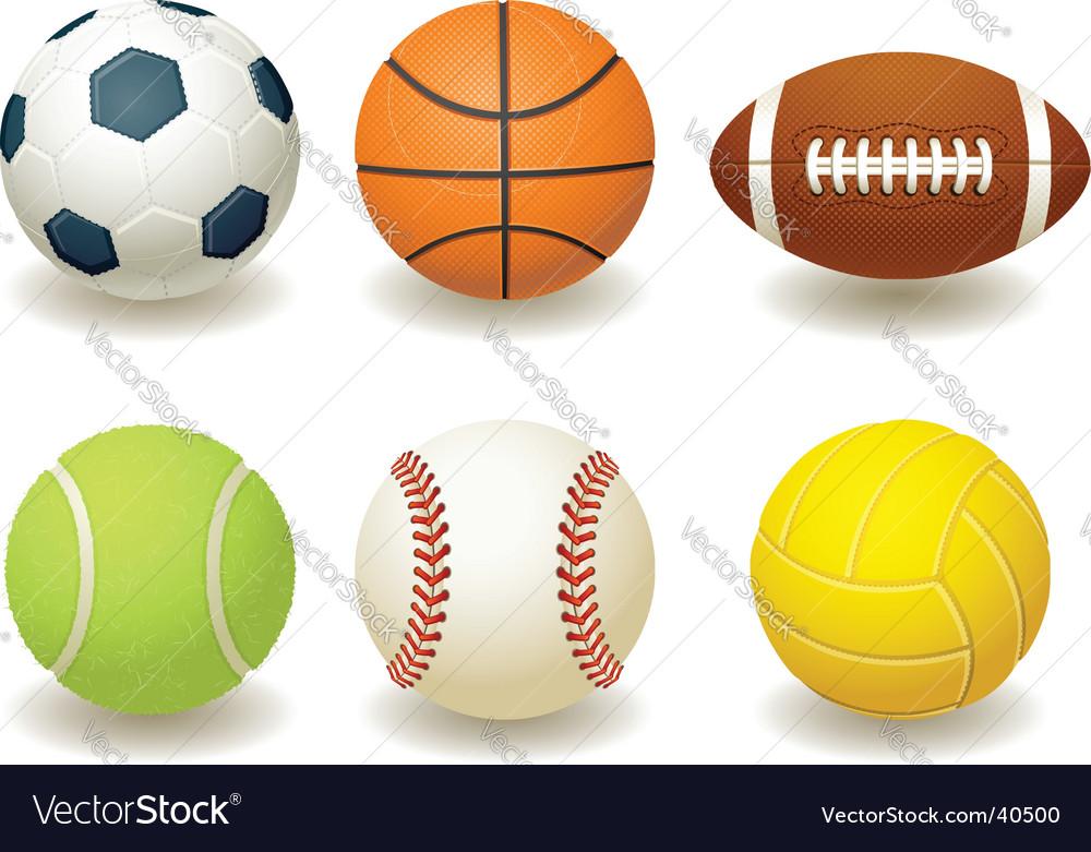 Team sport balls