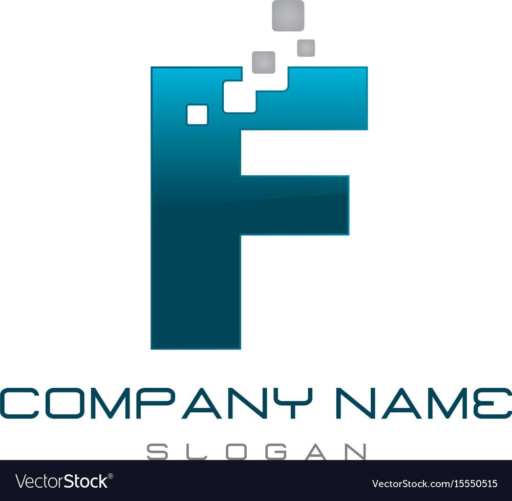 Modern letter f