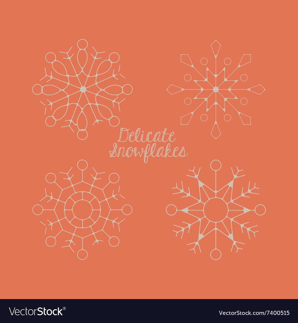 Snowflake concept design