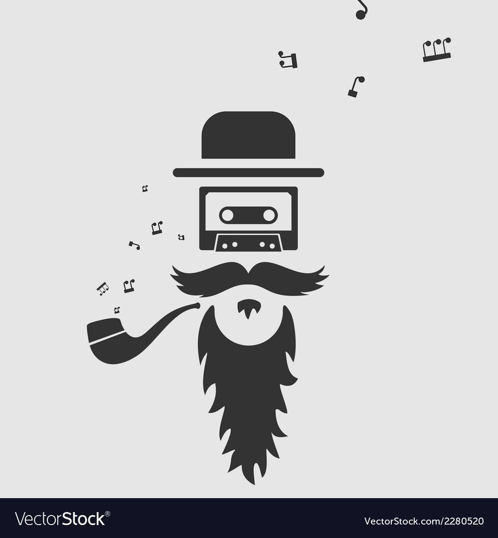 Symbol of old music