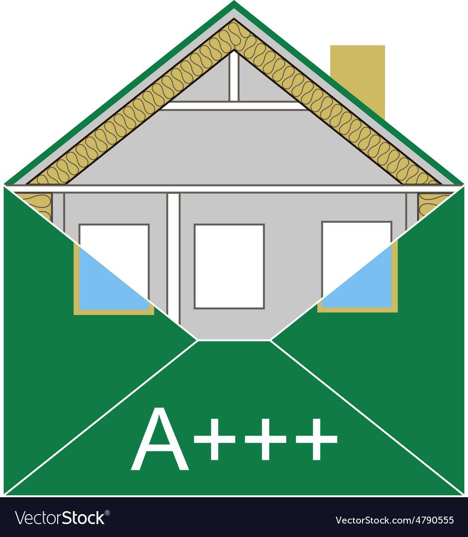 Building envelope-saving class A