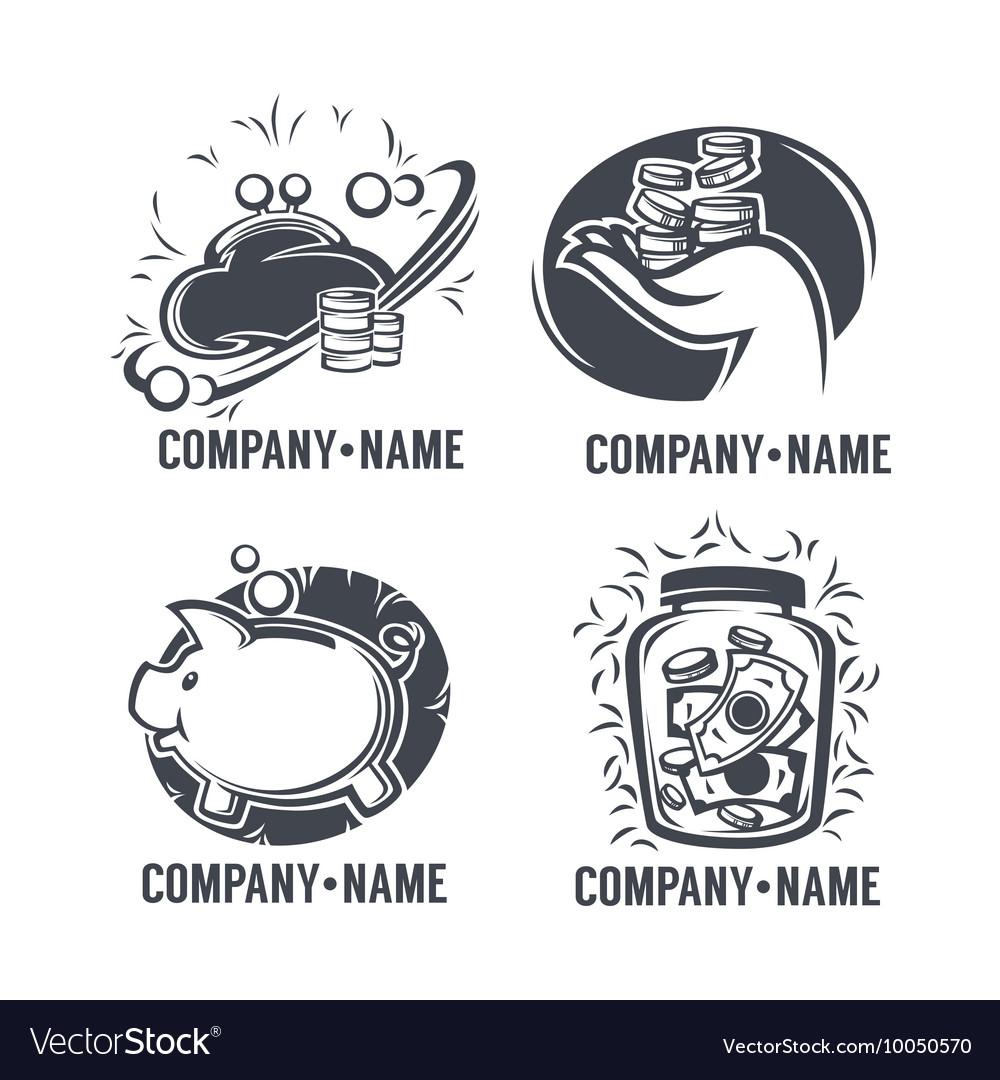 Banking emblems