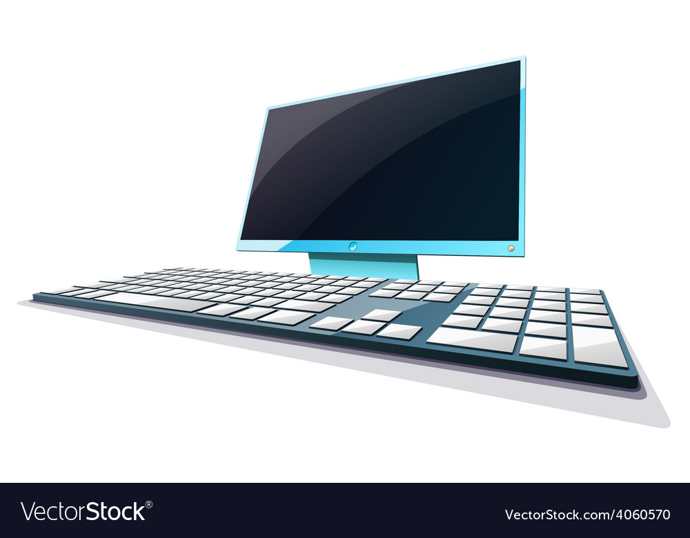 Display computer perspective in