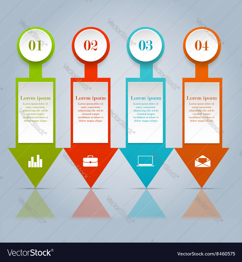 Set of infographic design elements