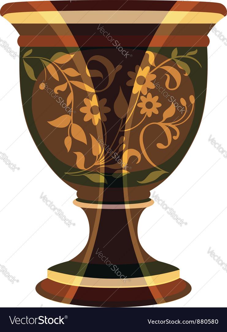 Flowerpot flower vase