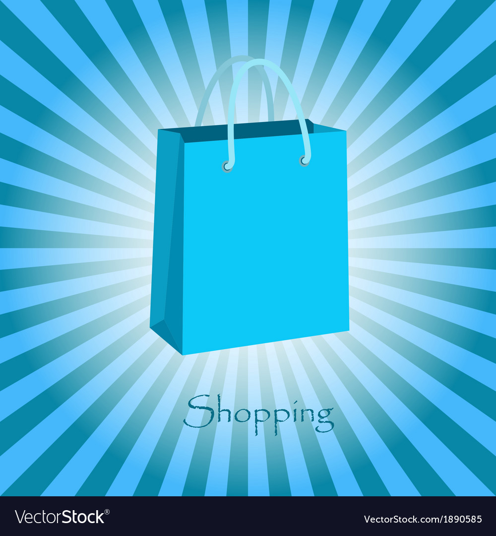 Shopping posters