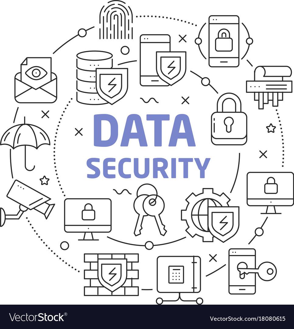 Data security linear