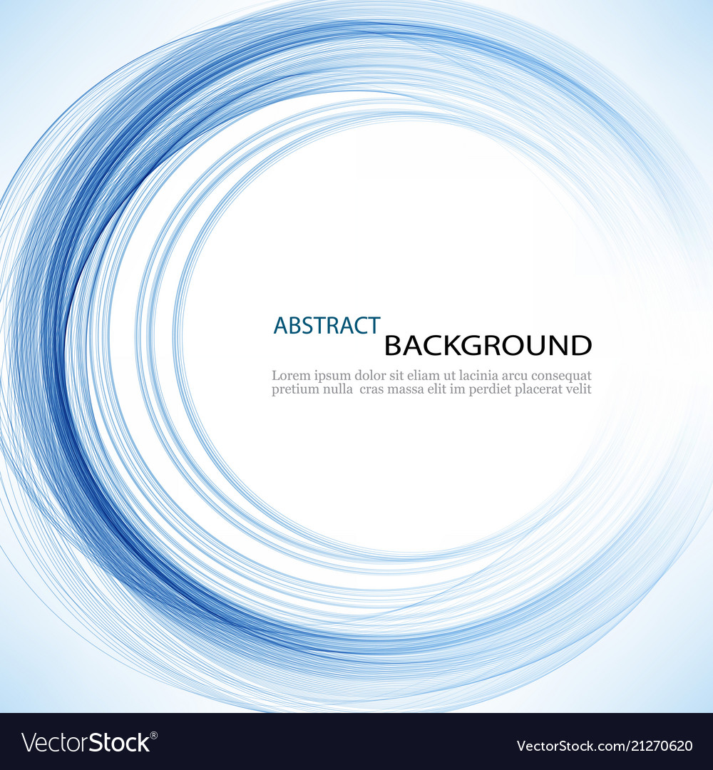 Abstract background with color spiral