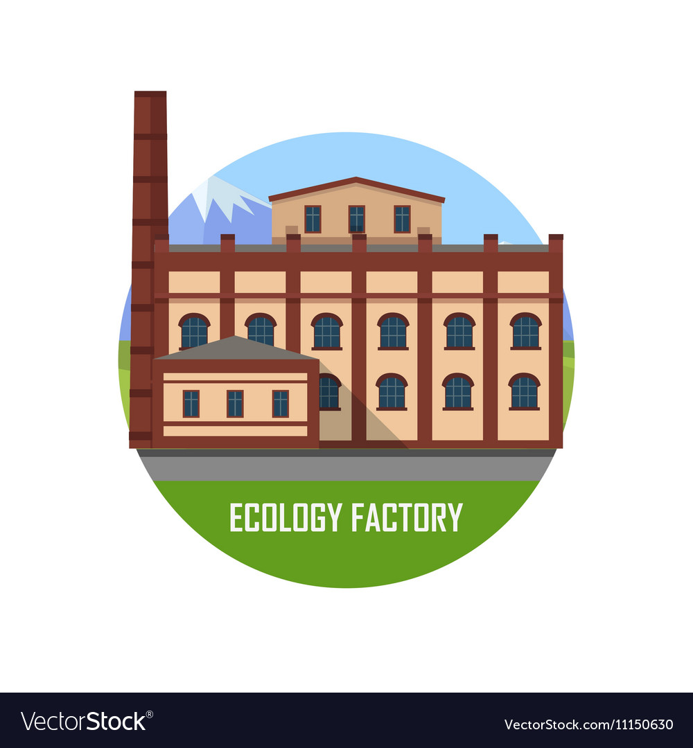Ecology Factory Icon
