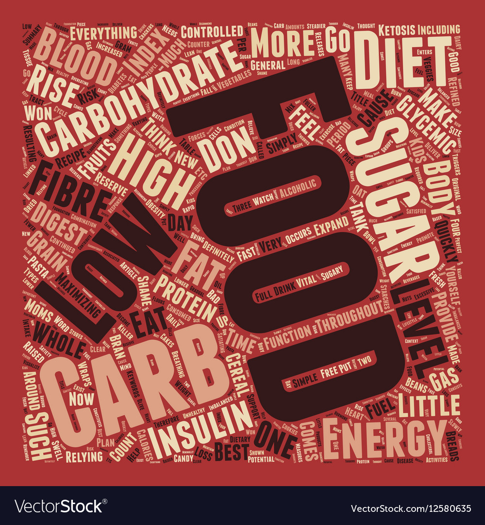 Potential Diet Killer Food High In Carbohydrates