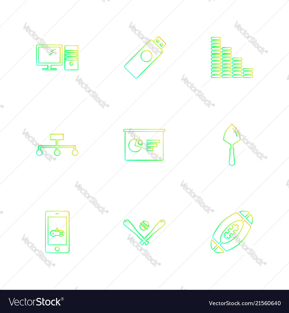 Wifi Internet Connectivity Pie Chart Network Vector Image