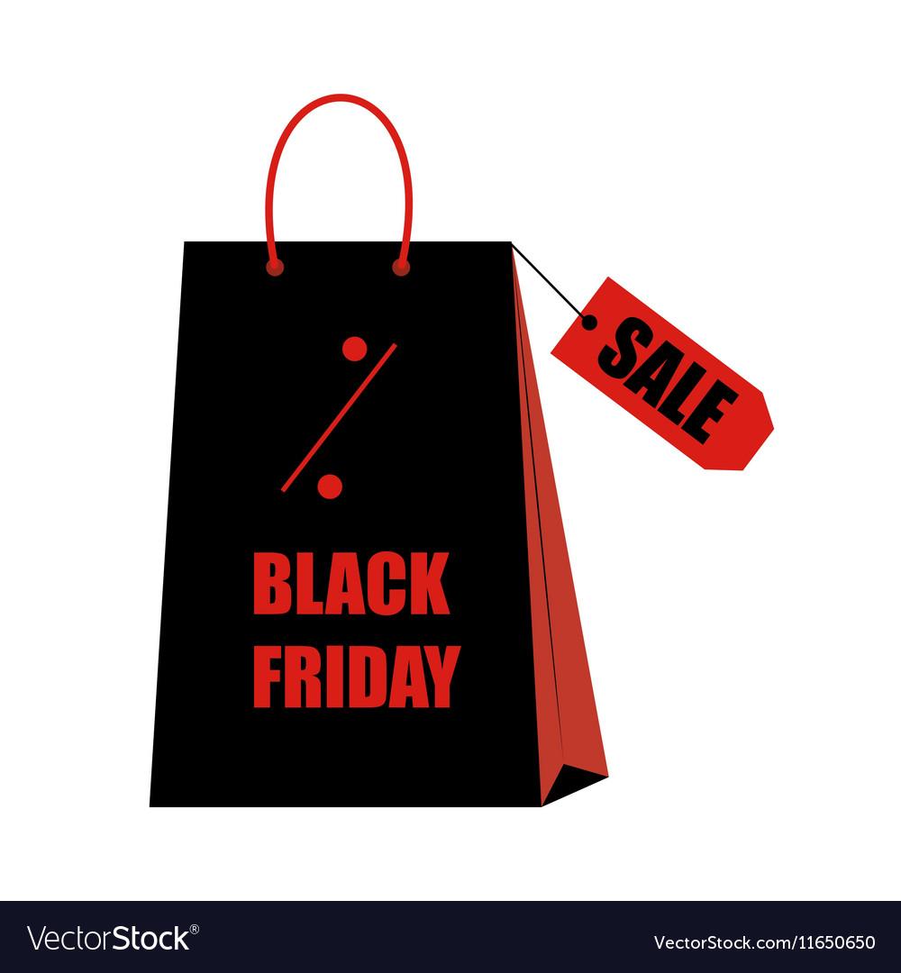 Black Friday Sale Royalty Free Vector Image Vectorstock