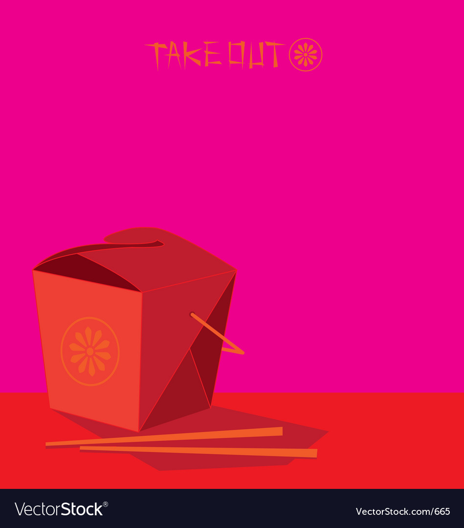 Take out vector image