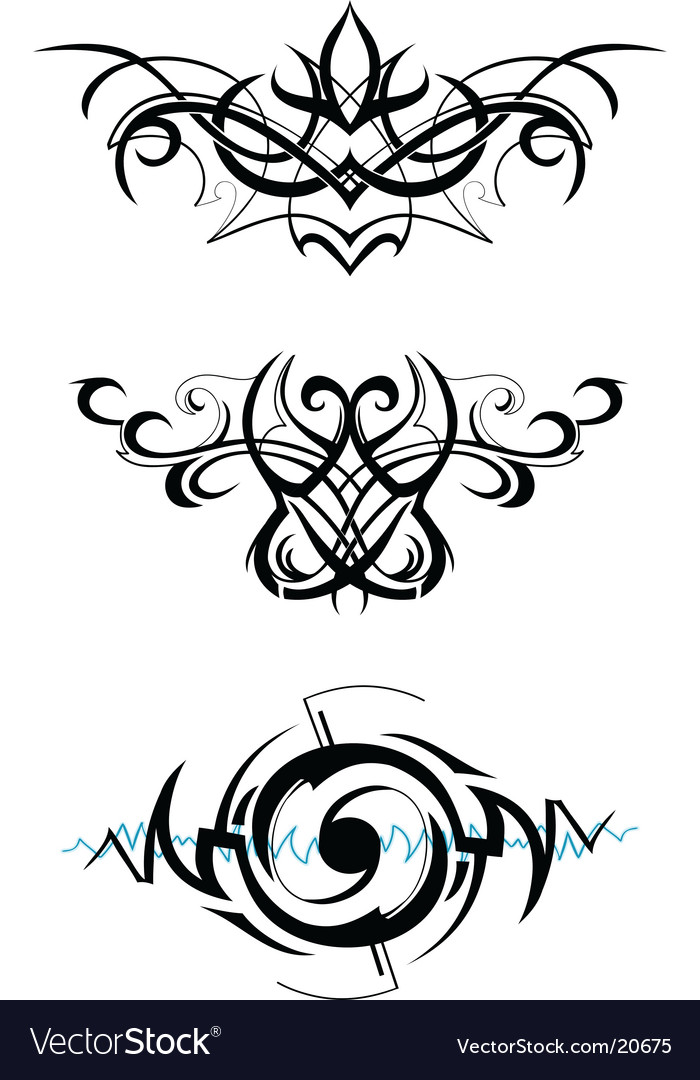 Tribal tattoo designs. Keywords: