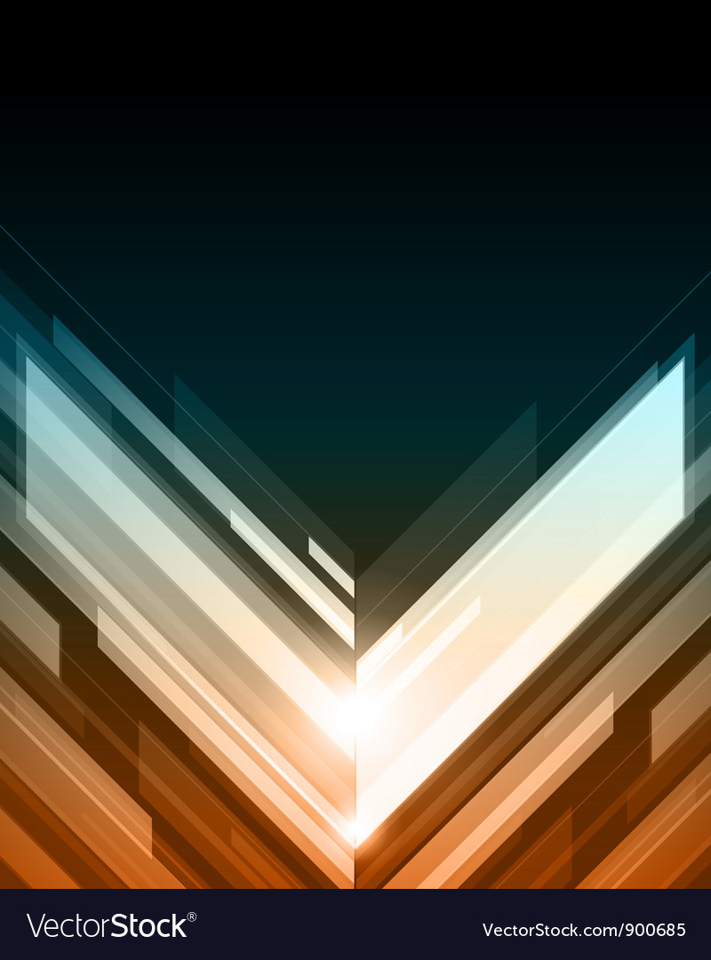 Abstract technology light background