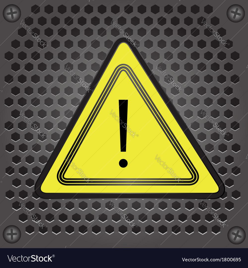 м52 желтый треугольник с восклицательным знаком