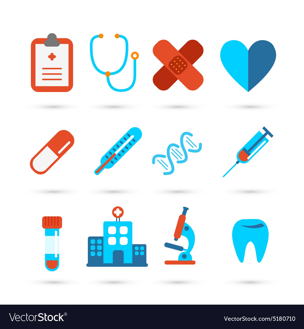 medical health care icon royalty free vector image
