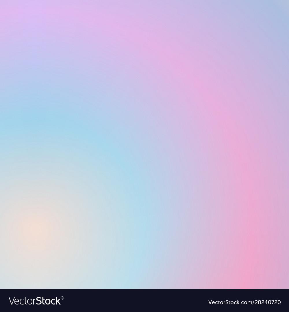 Gradient abstract blur background