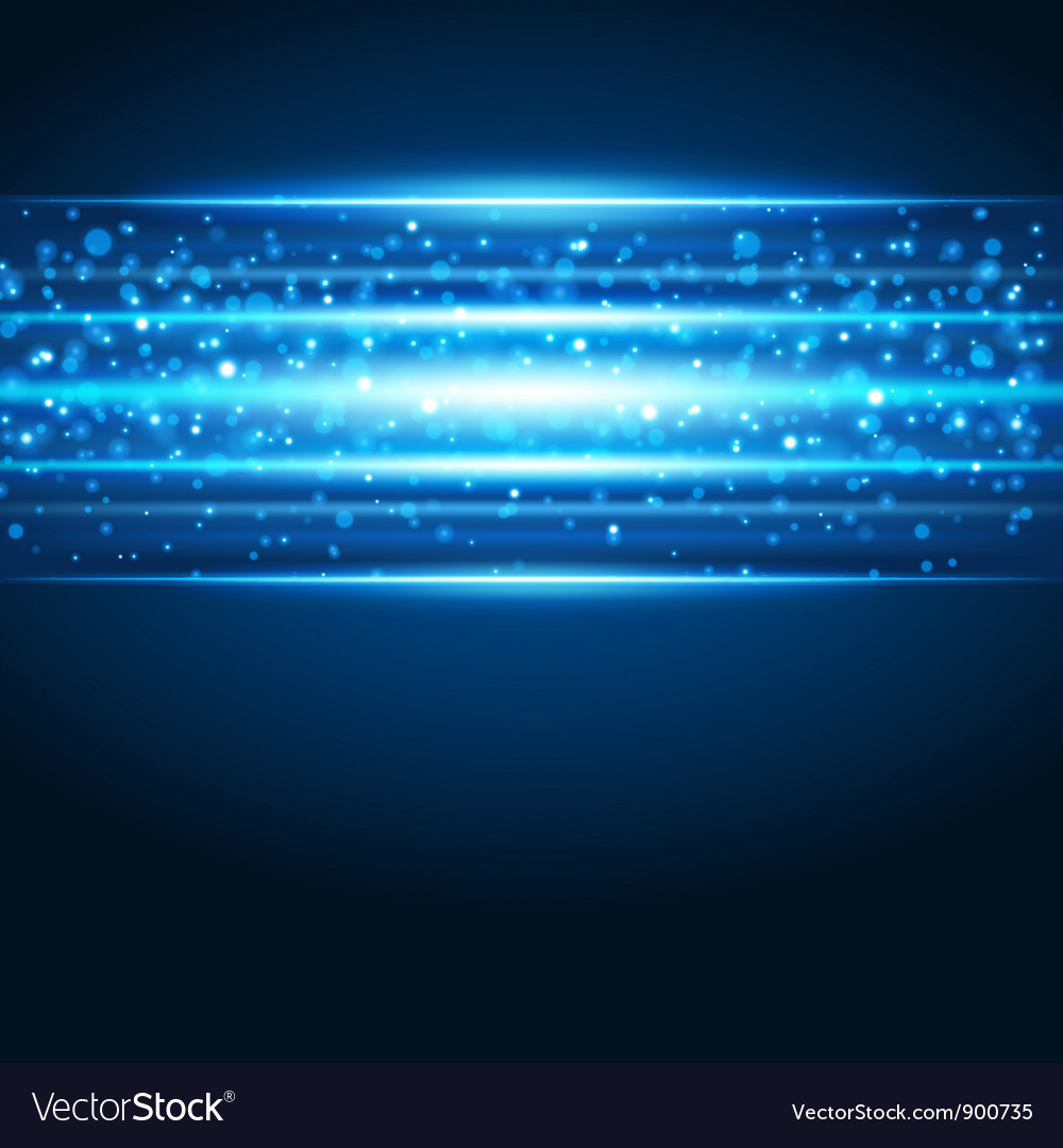 Smooth technology light lines background