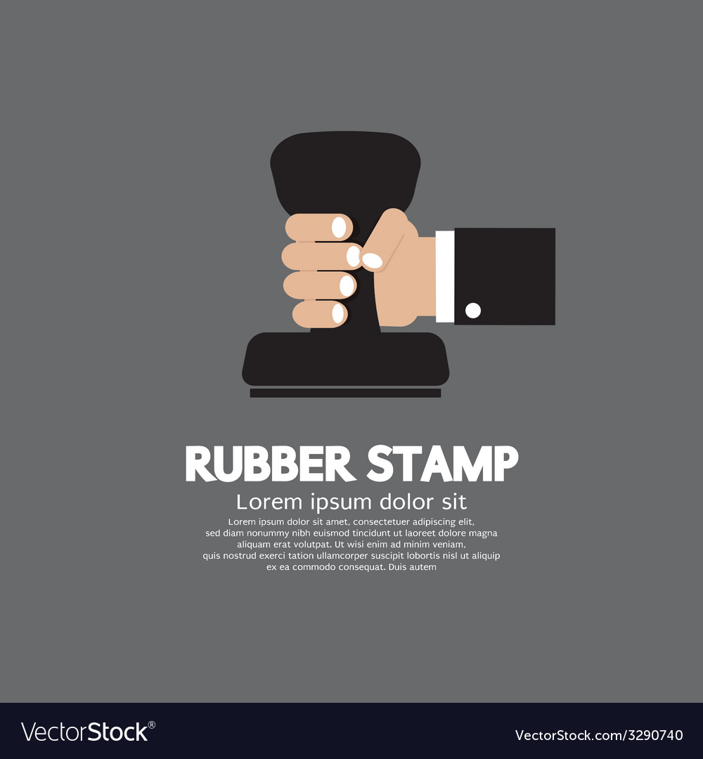 Rubber Stamp Tool