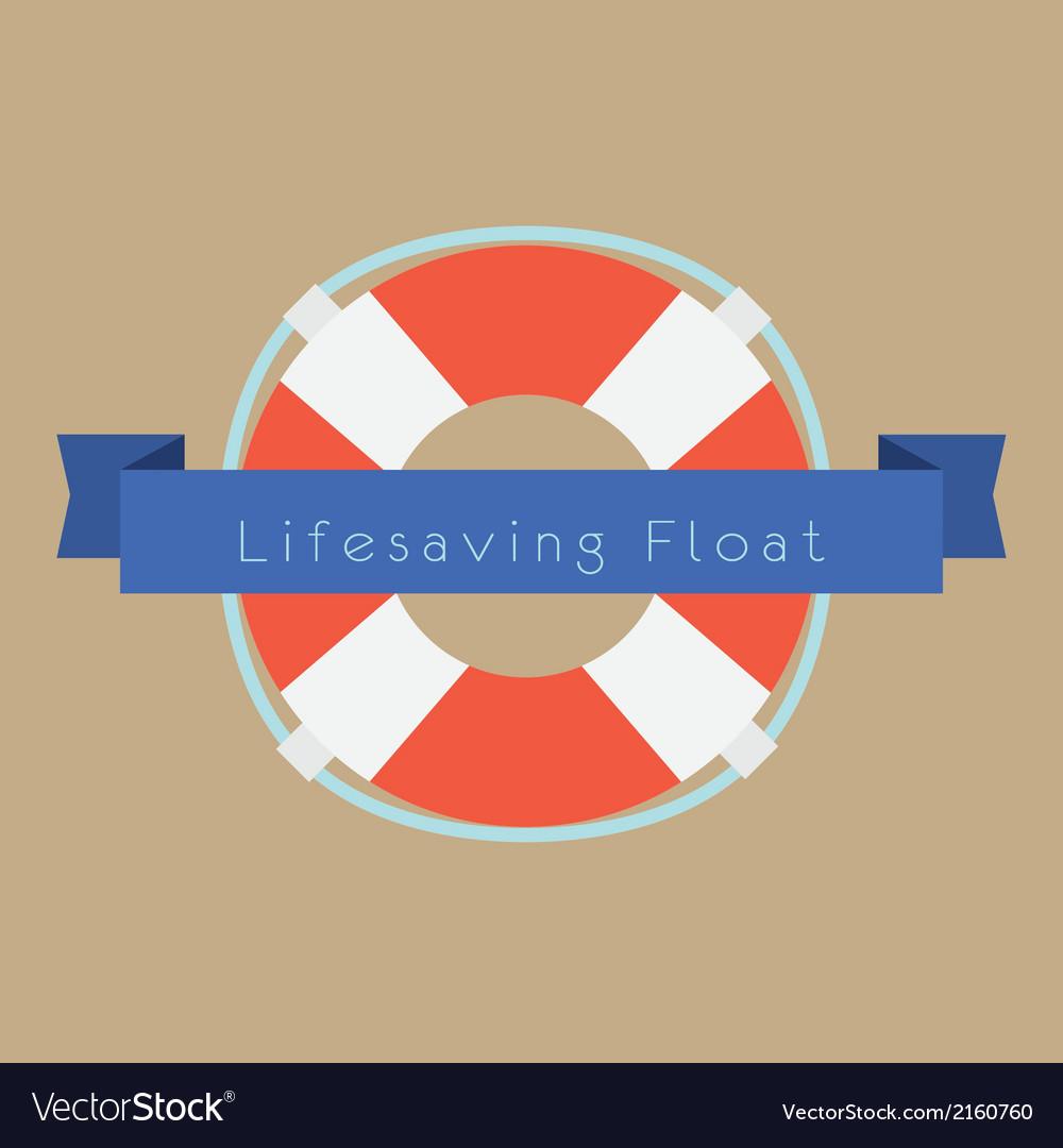 Life Saving Float Ring