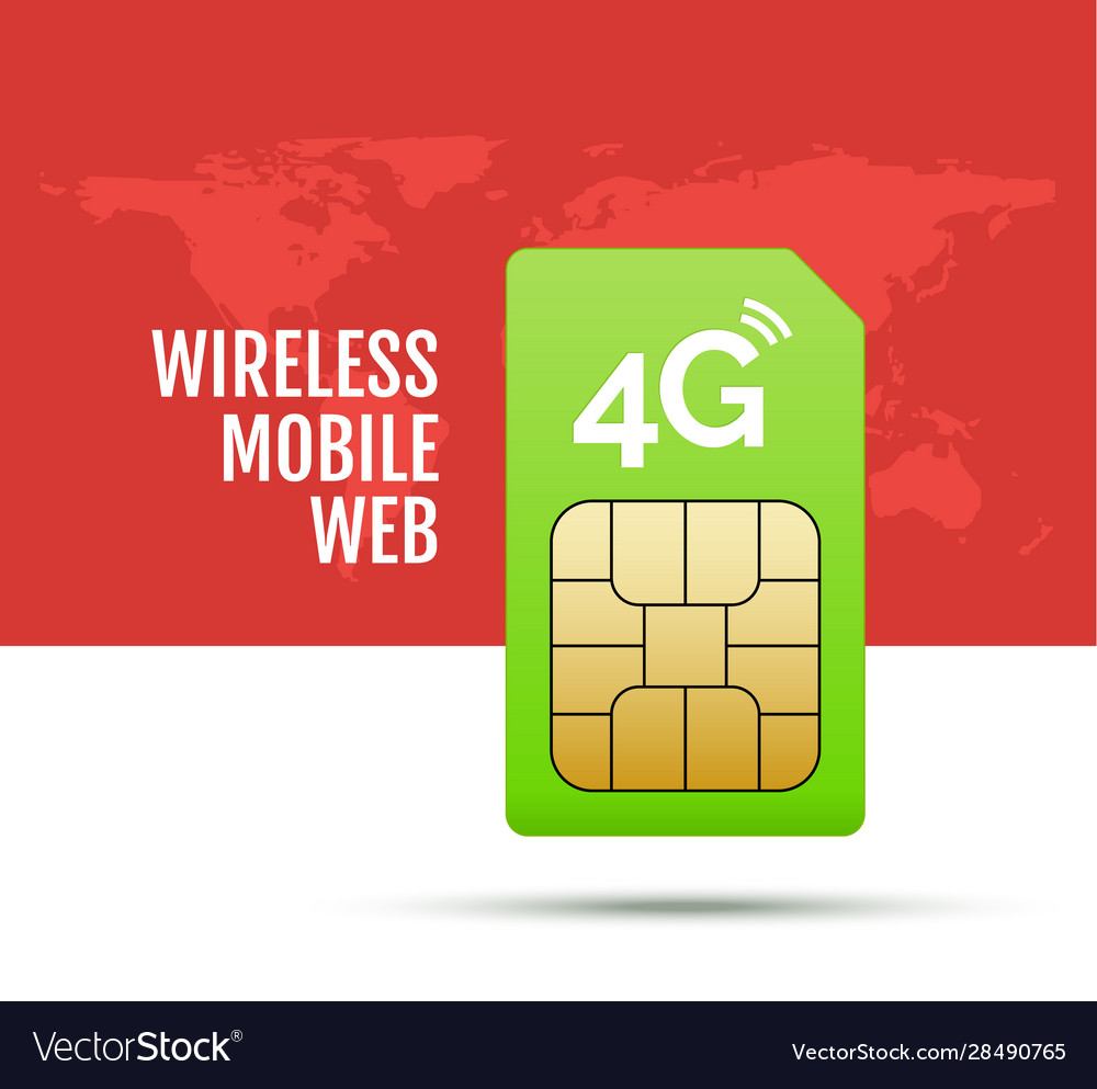 4g sim card world prepaid internet gsm phone