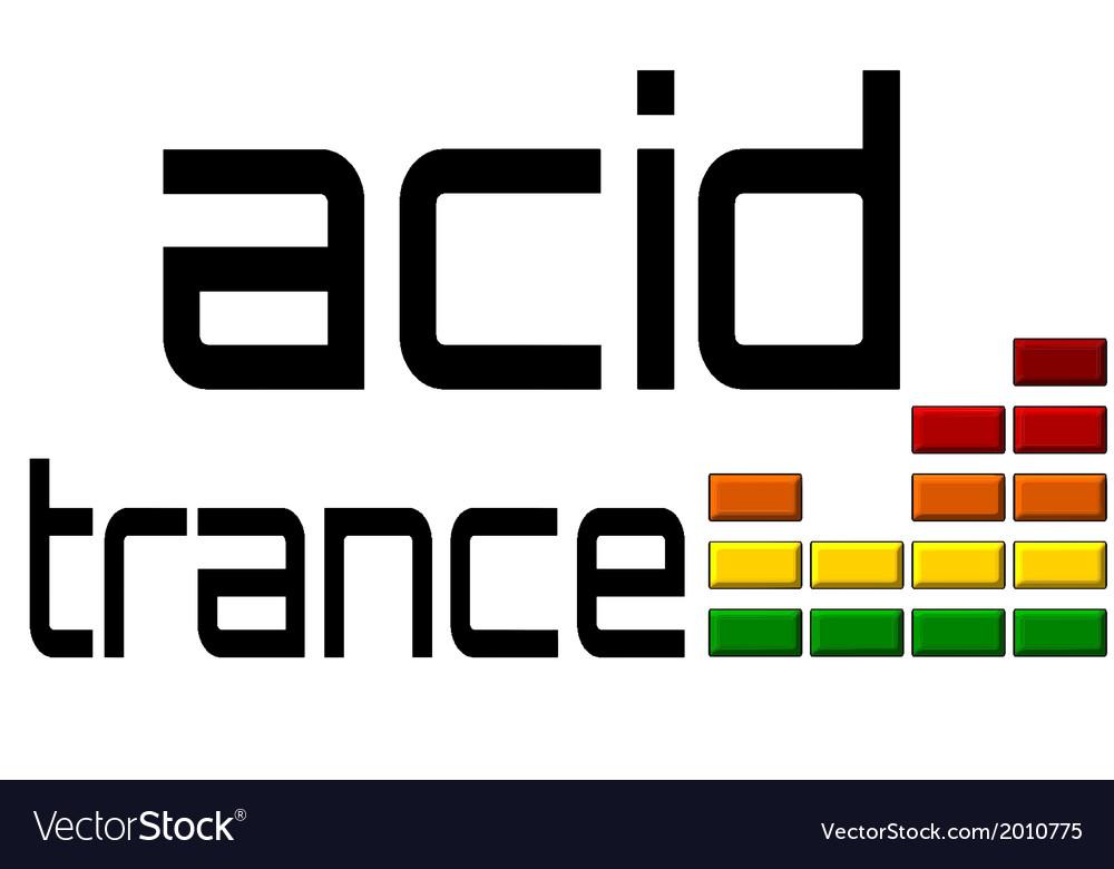 Acid Trance DJ equalizer dance music volume alpha