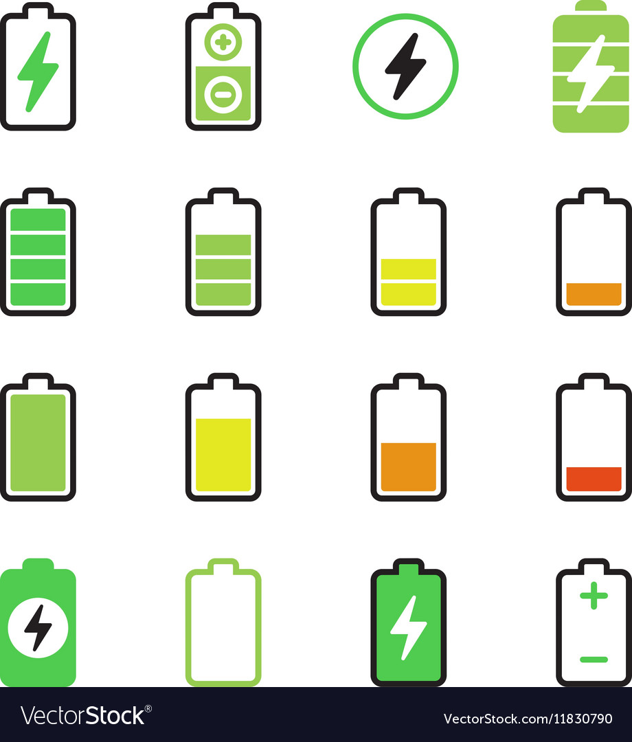 Cell phone smartphone electric charge battery