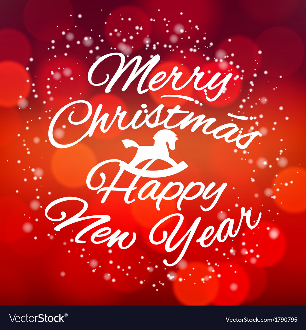 Happy new year 2014 greeting card royalty free vector image happy new year 2014 greeting card vector image m4hsunfo