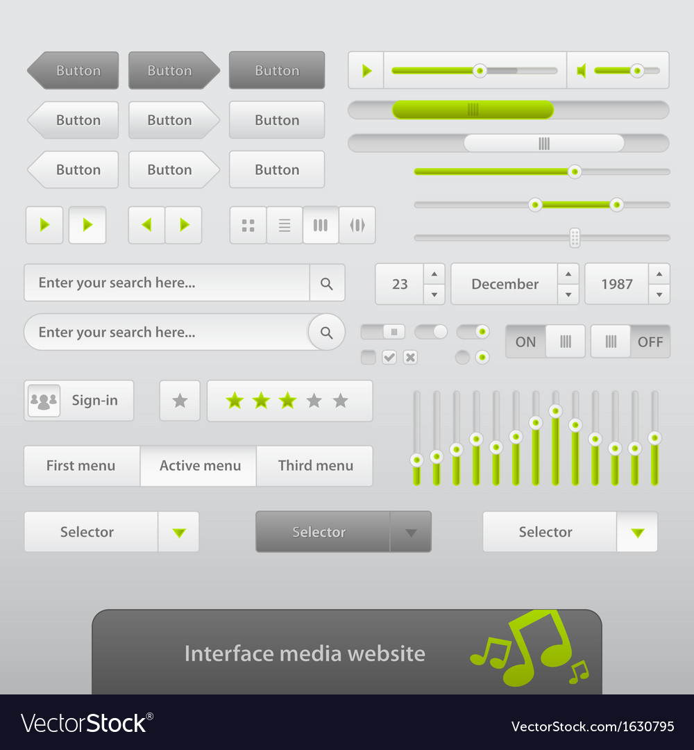 Interface Media Website