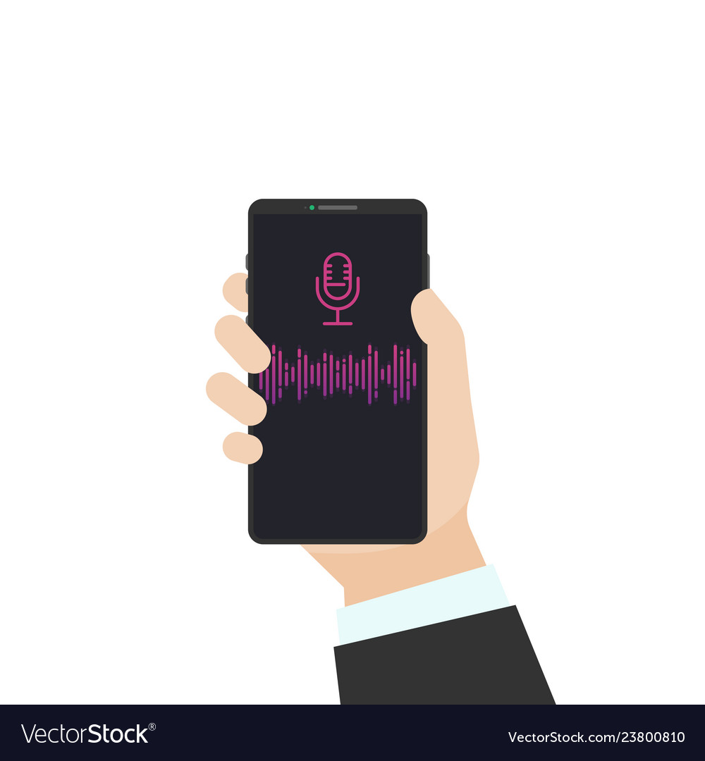 Voice assistant on phone