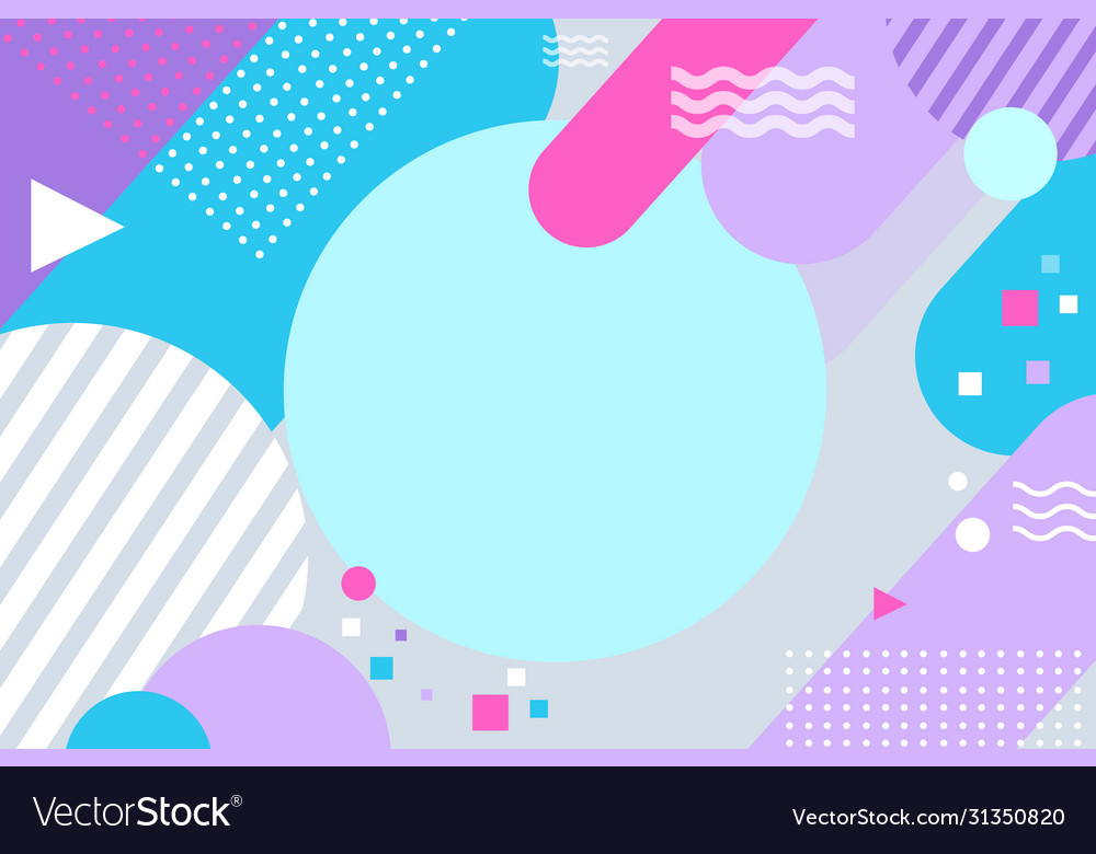 Abstract modern background bright cover template