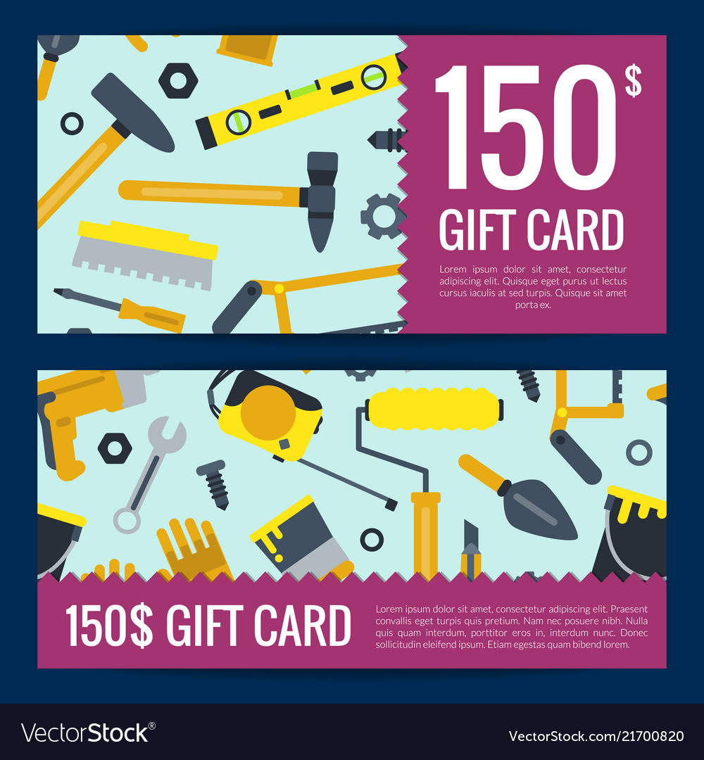 Flat construction tools discount or gift