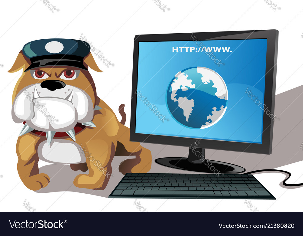 Internet or computer security