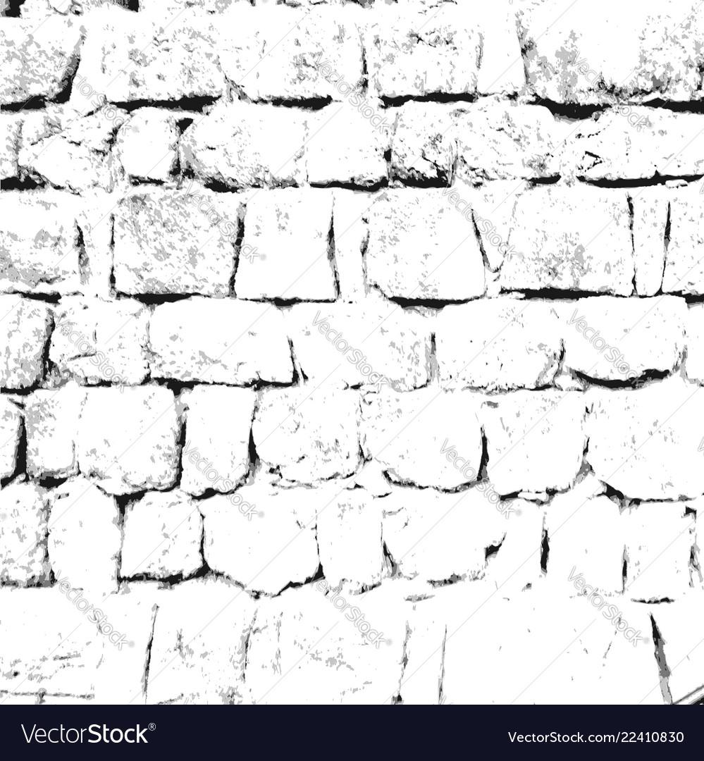 Monochrome grayscale texture