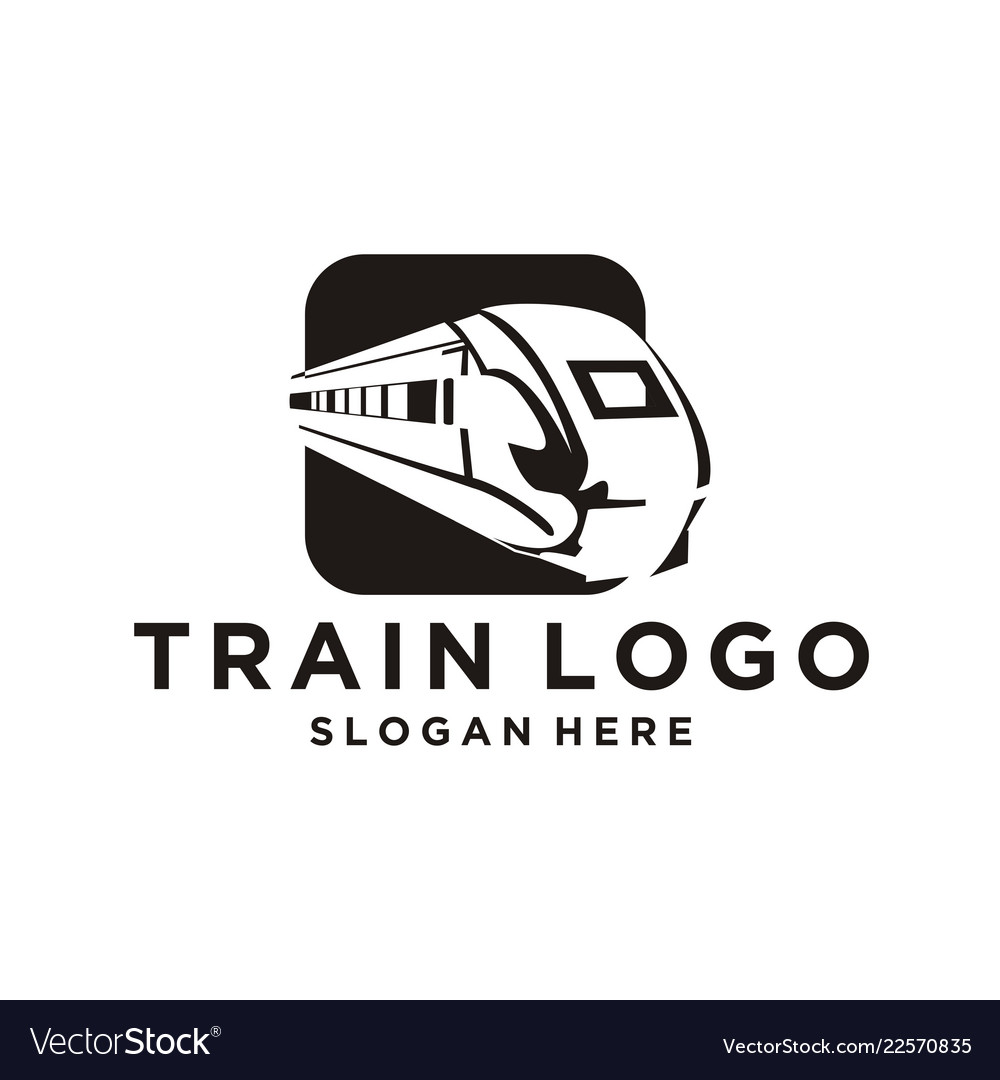 Train logo design inspiration