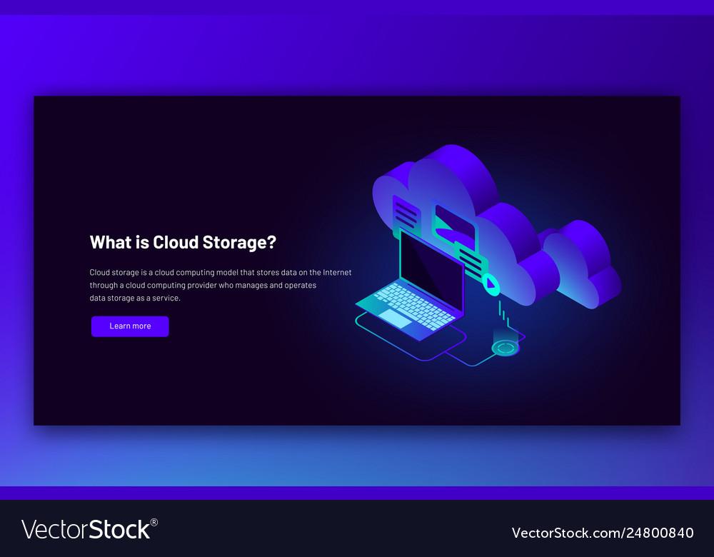 Isometric cloud data