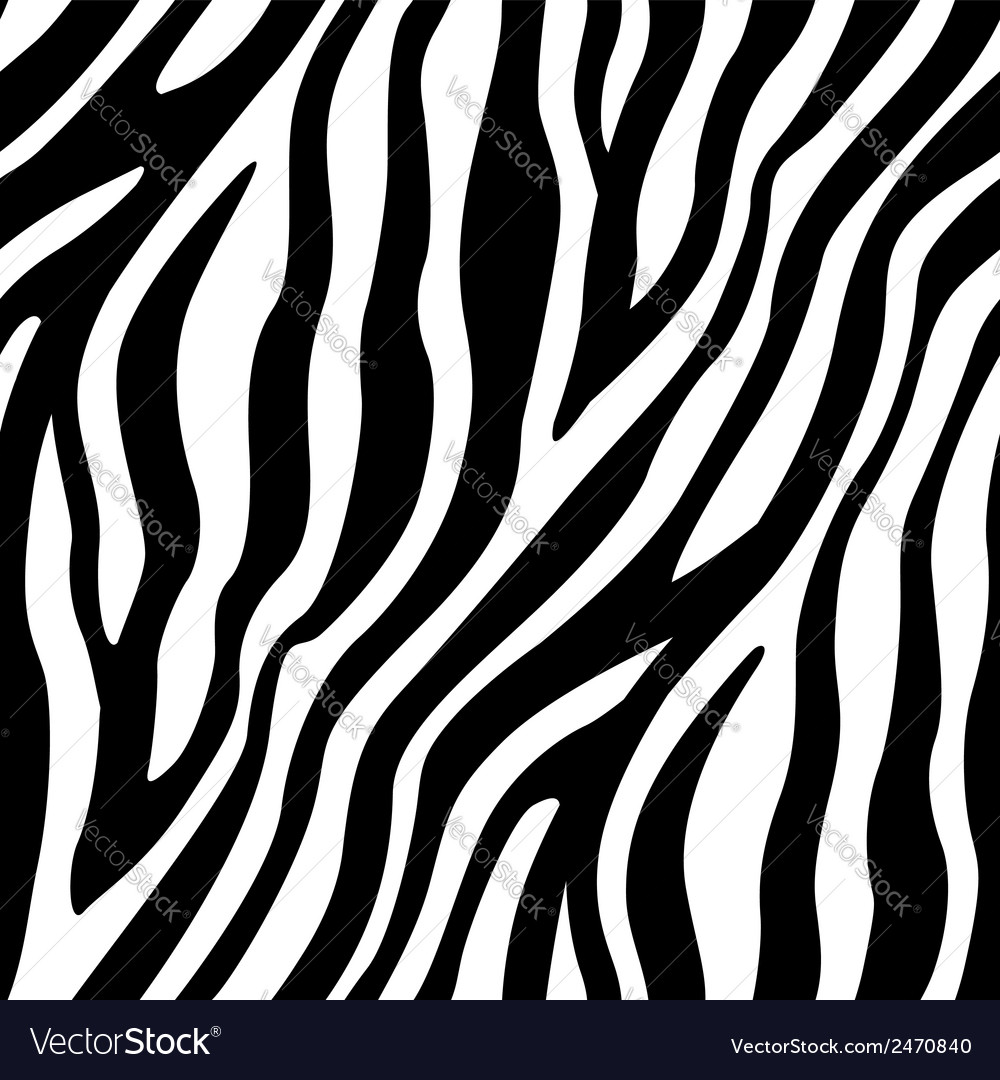 how to make zebra stripes