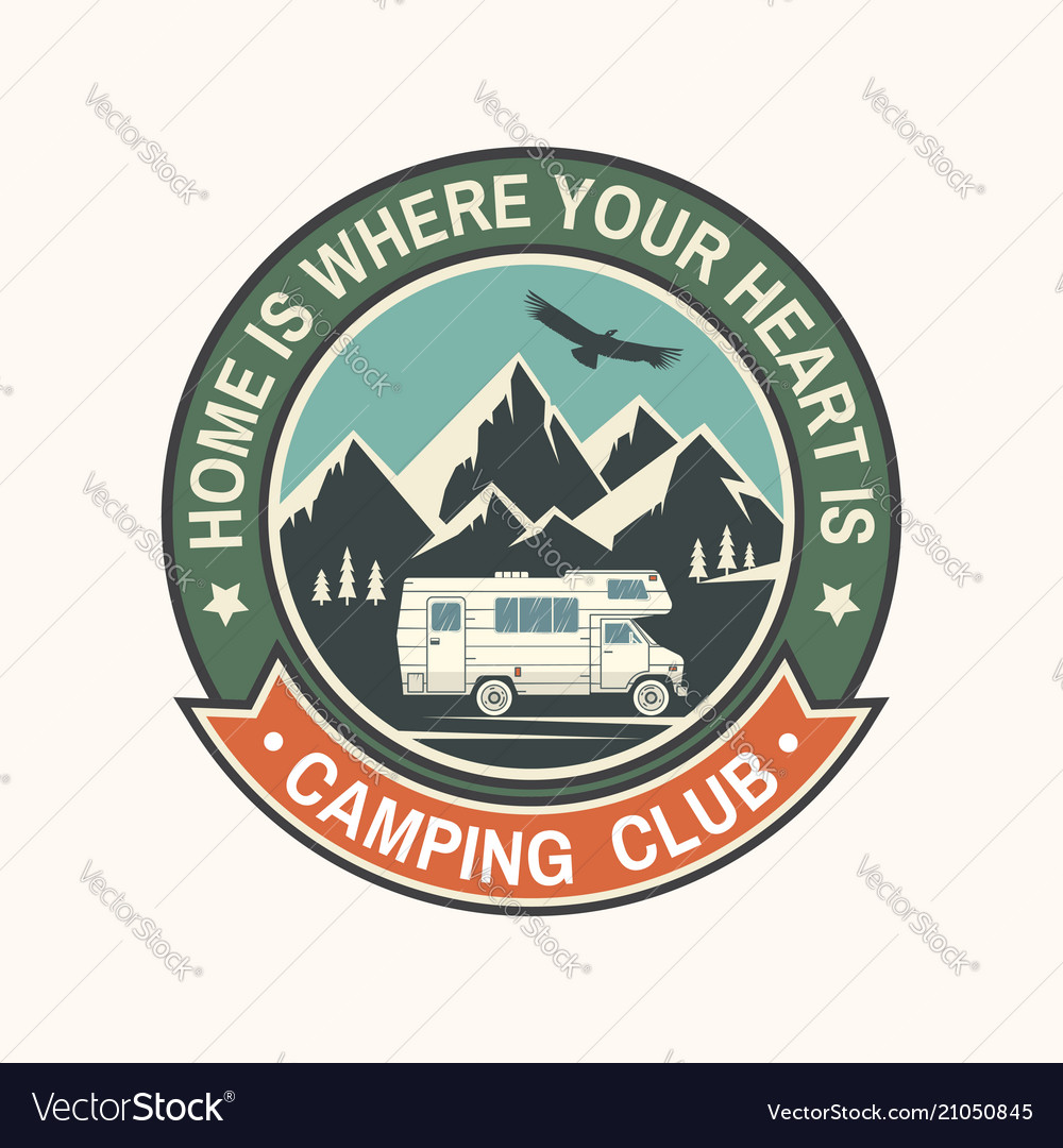 Camper and caravaning club