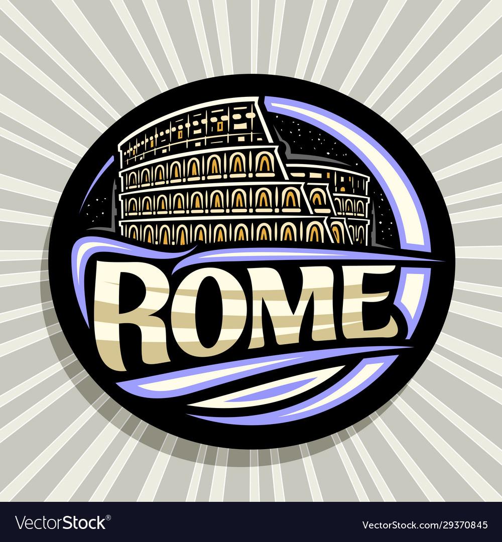 Logo for rome
