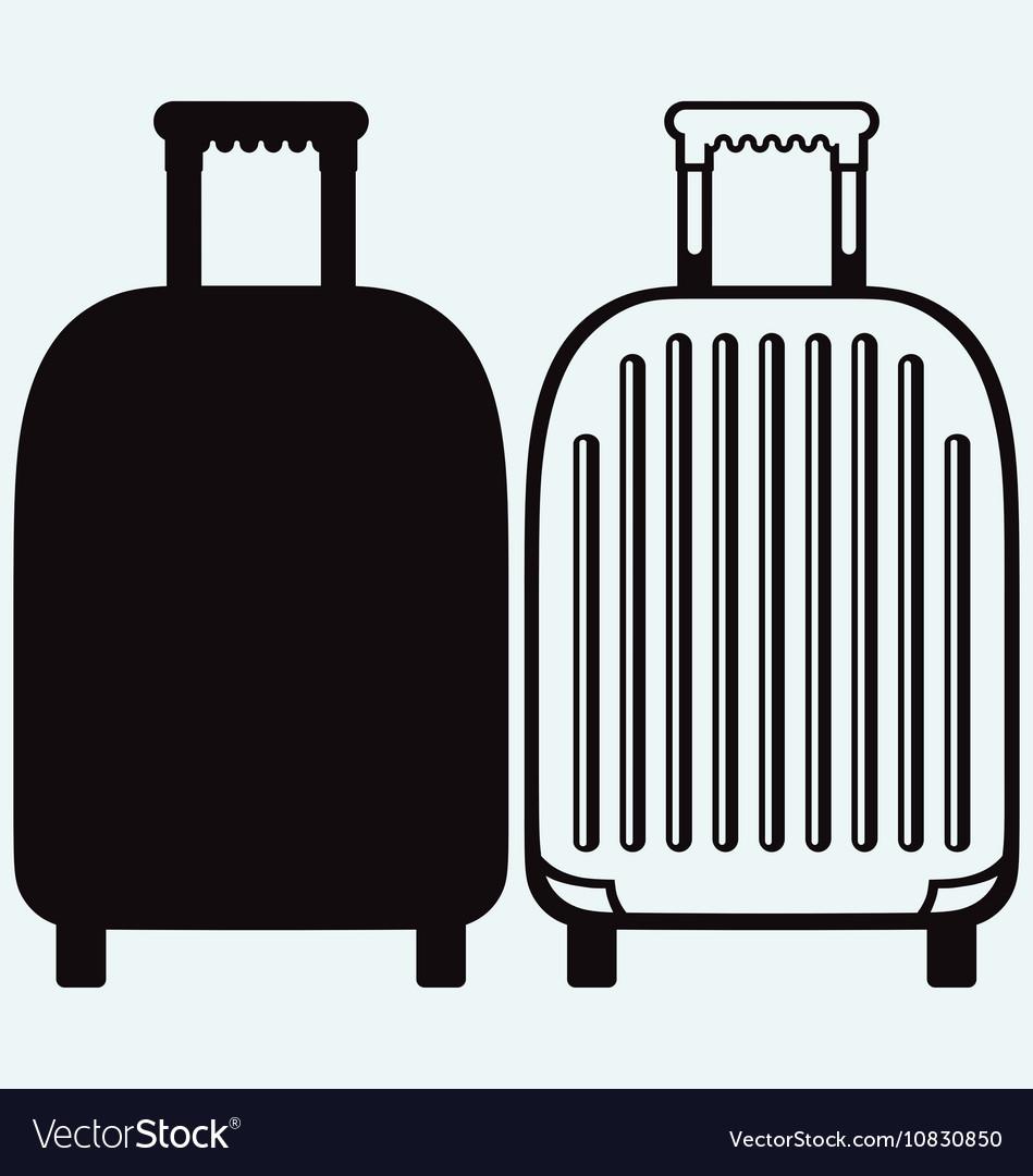 Baggage Icon EPS