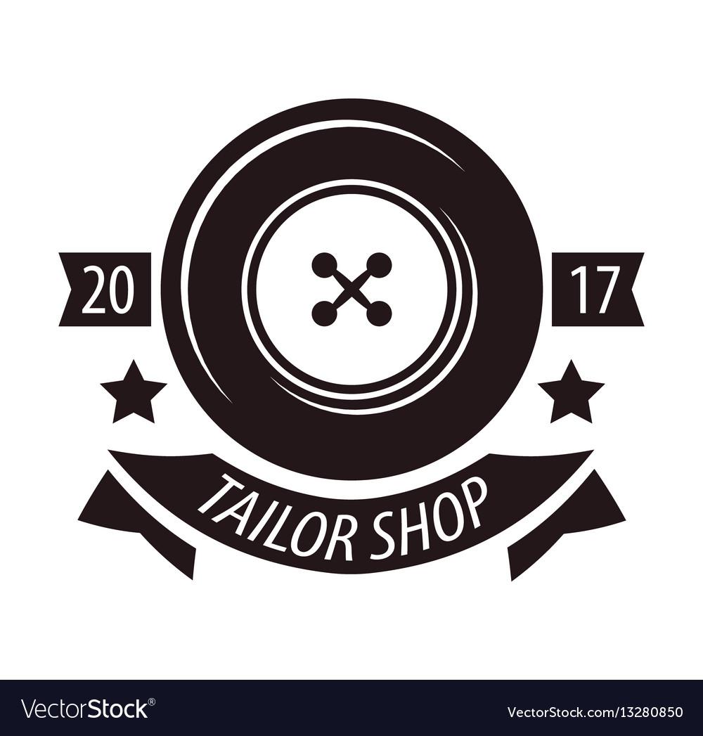Tailor shop or dressmaker atelier salon