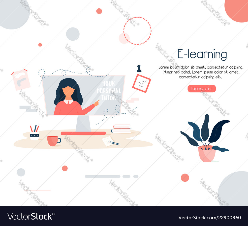 Concept for e-learning
